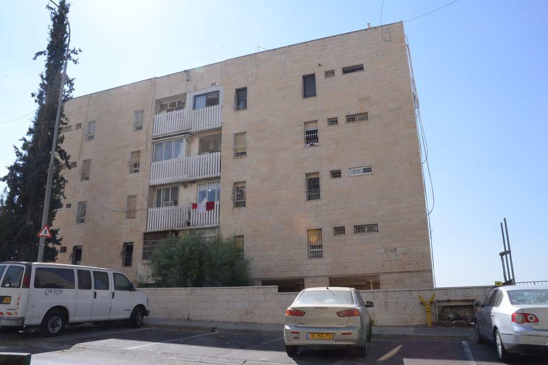 משהב- רח' אגסי | ירושלים