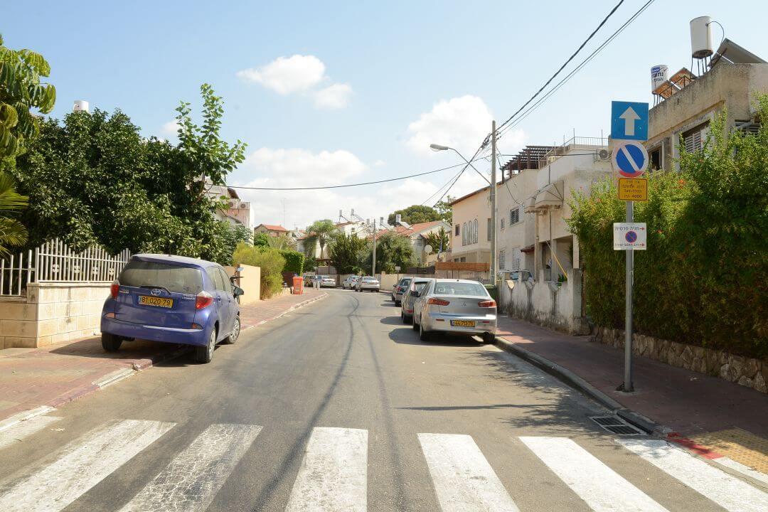 משהב- רח' אהרונסון | רמת גן
