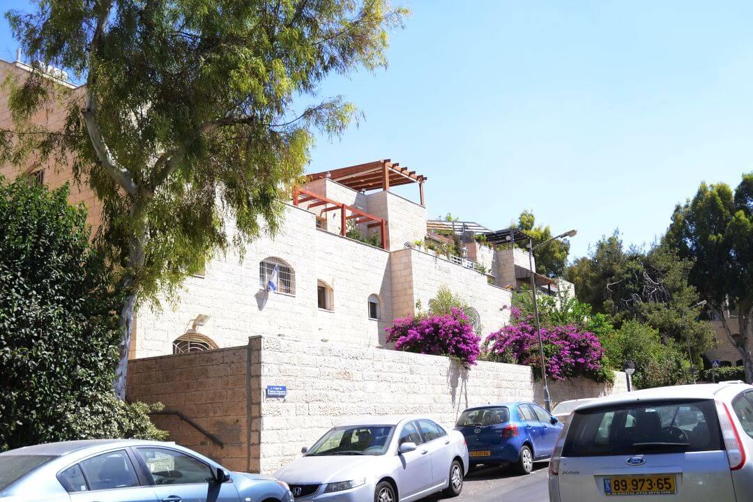 משהב- רח' אשר | ירושלים