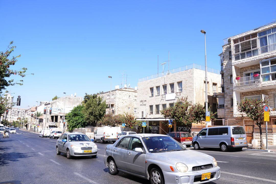משהב- רח' בן עזאי | ירושלים