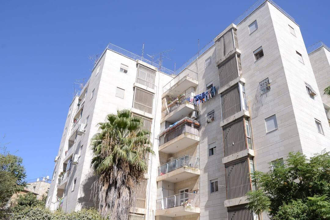 משהב- רח' בצלאל | ירושלים