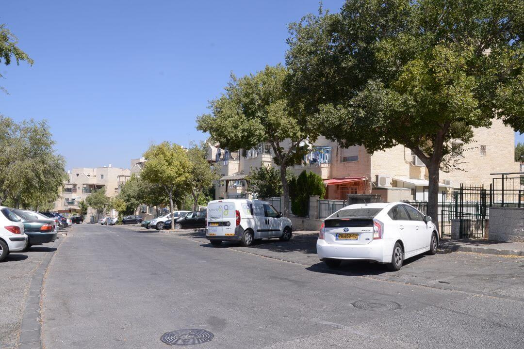 משהב- רח' ברוכי | ירושלים