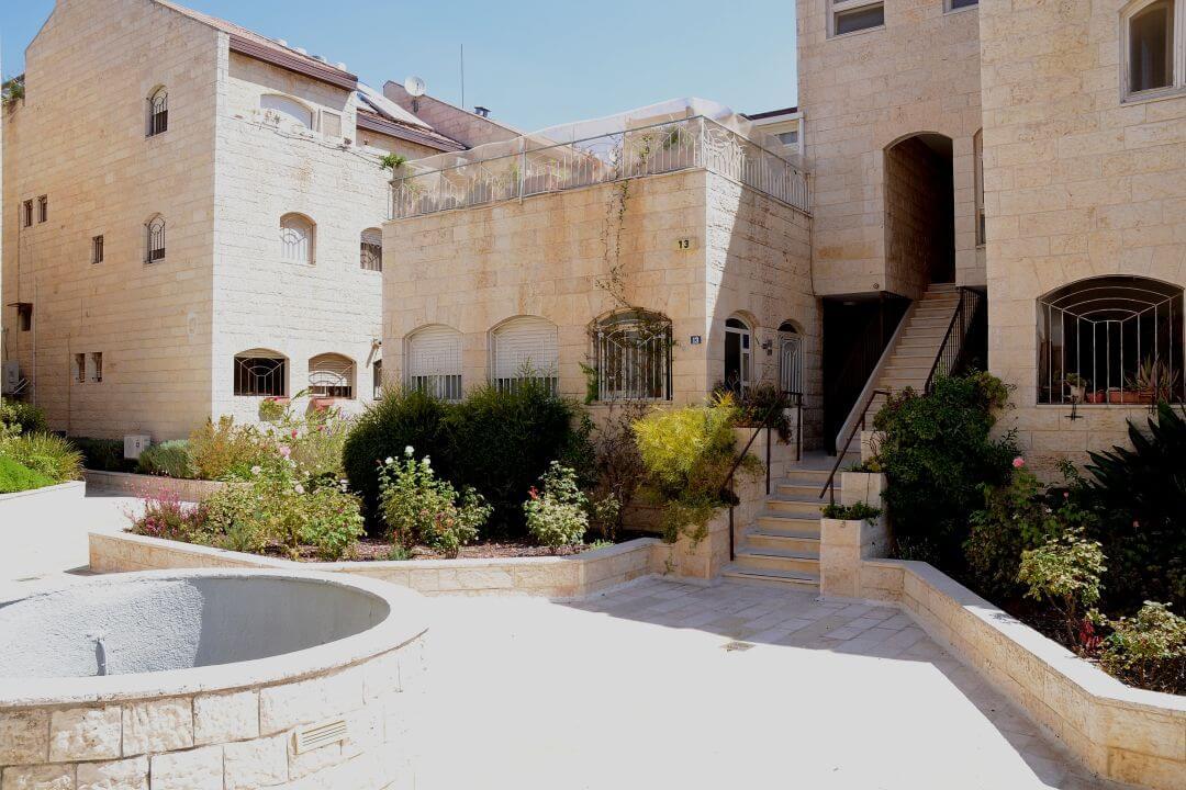 משהב- רח' דן | ירושלים
