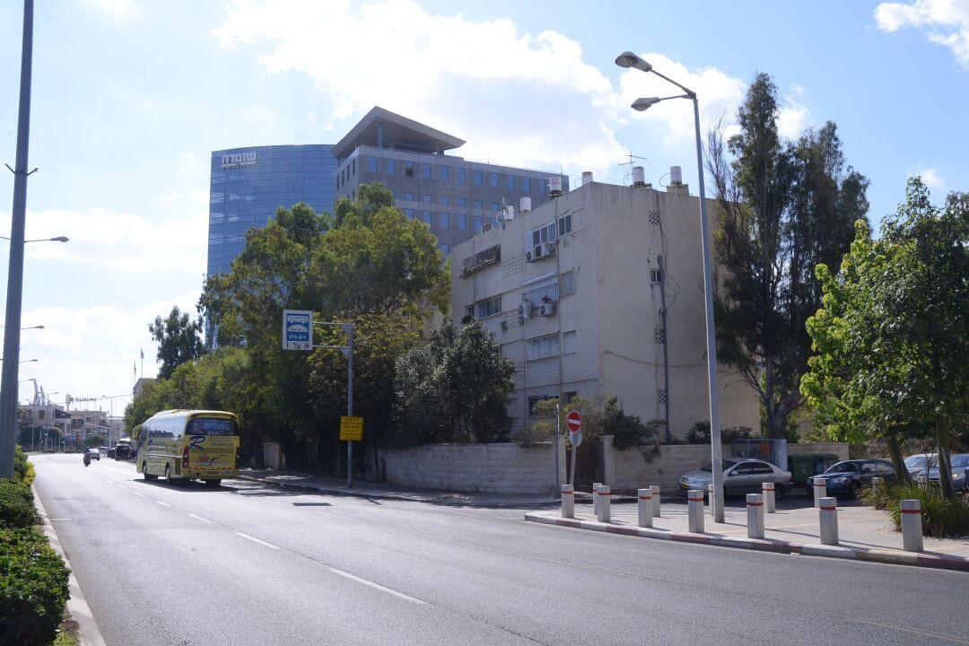 משהב- רח' דרך יפו  | חיפה