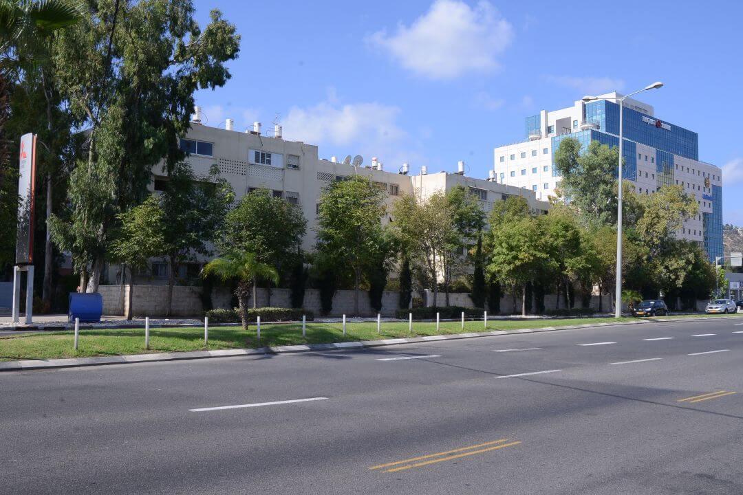 משהב- רח' דרך יפו    חיפה
