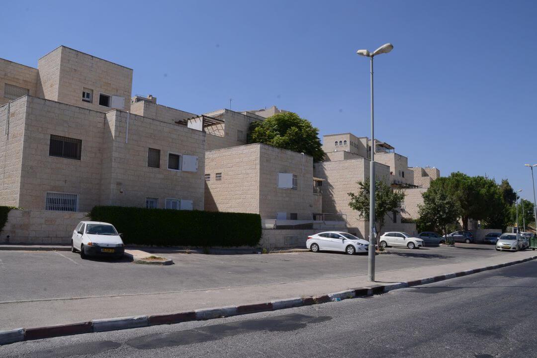 משהב- רח' דובדבני | ירושלים