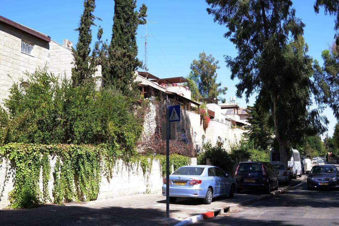 משהב- רח' נפתלי | ירושלים