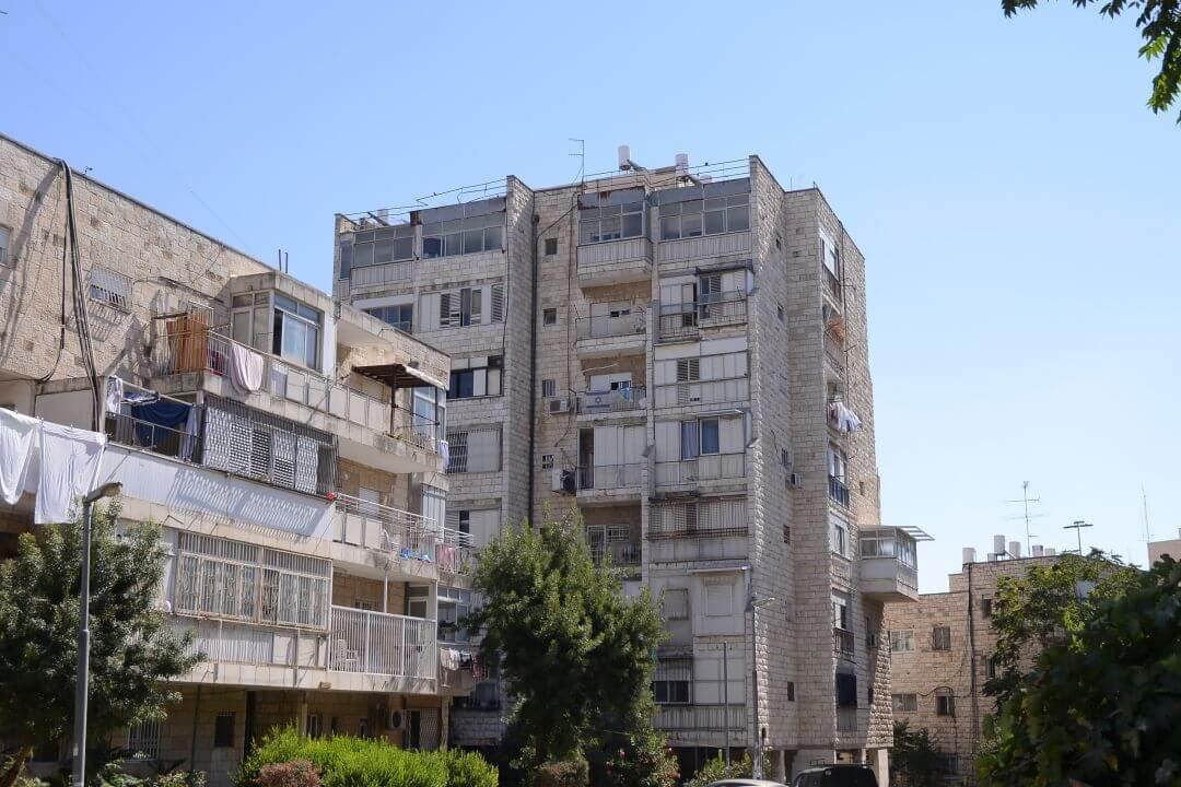 משהב- רח' ניסימבוים | ירושלים