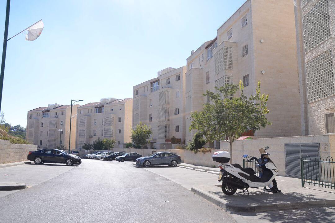 משהב- רח' רקפת | ירושלים