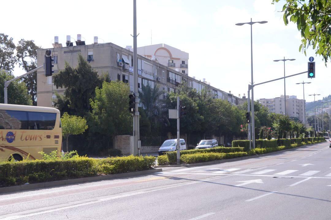 משהב- רח' רוטשילד    חיפה