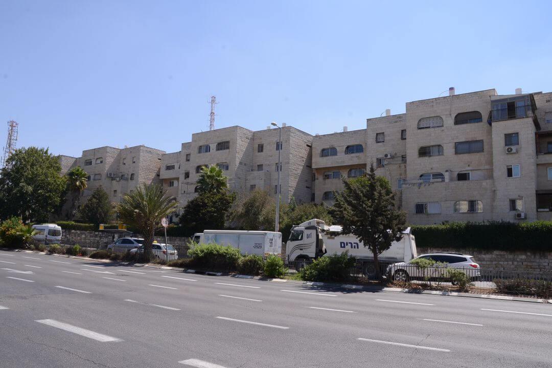 משהב- רח' רוזמרין | ירושלים