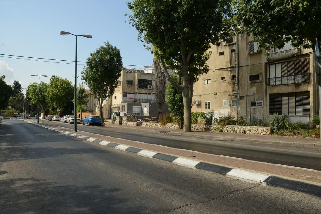 משהב- רח' שלם  | רמת גן