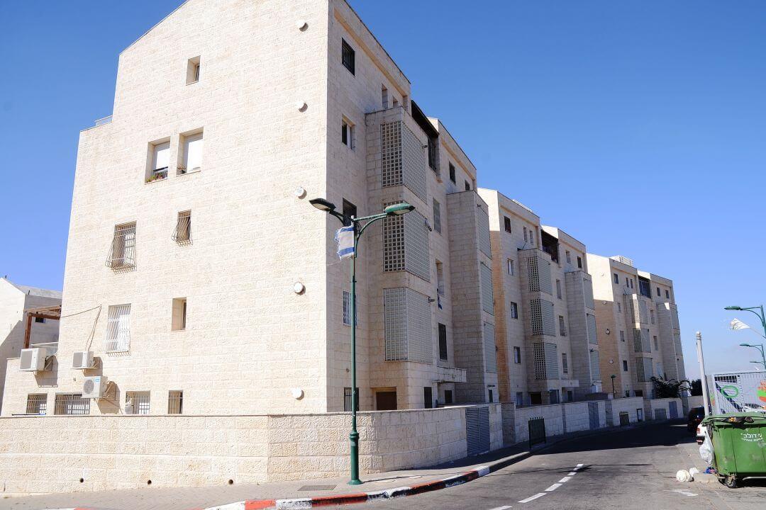 משהב- רח' סביון | ירושלים