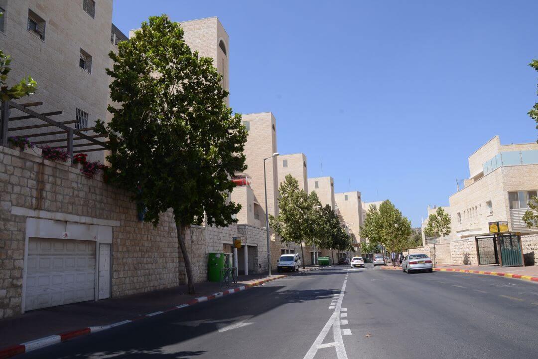משהב- רח' שמואל מאיר | ירושלים