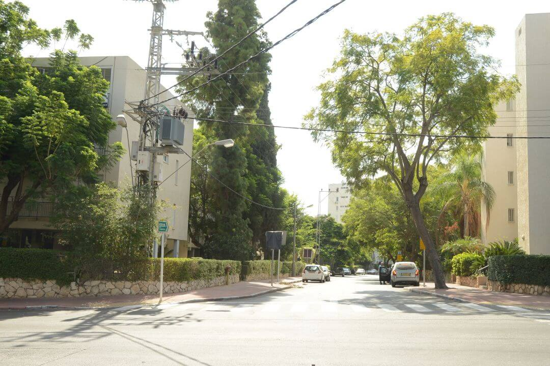 משהב- רח' טבנקין  | רמת גן
