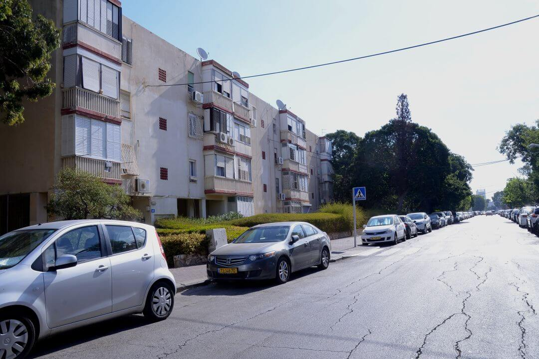 משהב- רח' תל אביב    חיפה