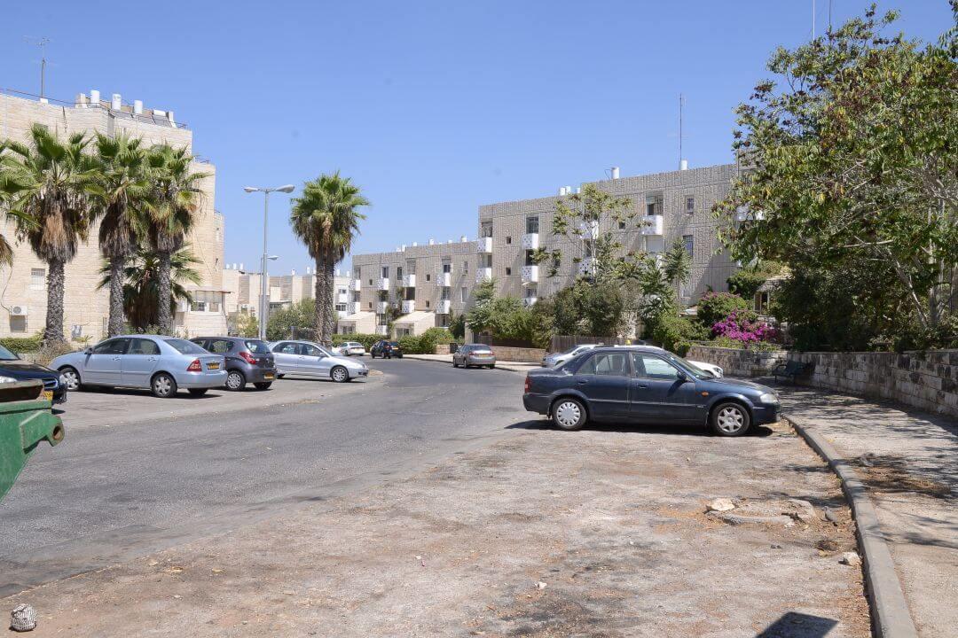 משהב- רח' יקנטון | ירושלים