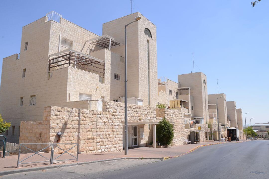 משהב- רח' יצחק ניסים | ירושלים